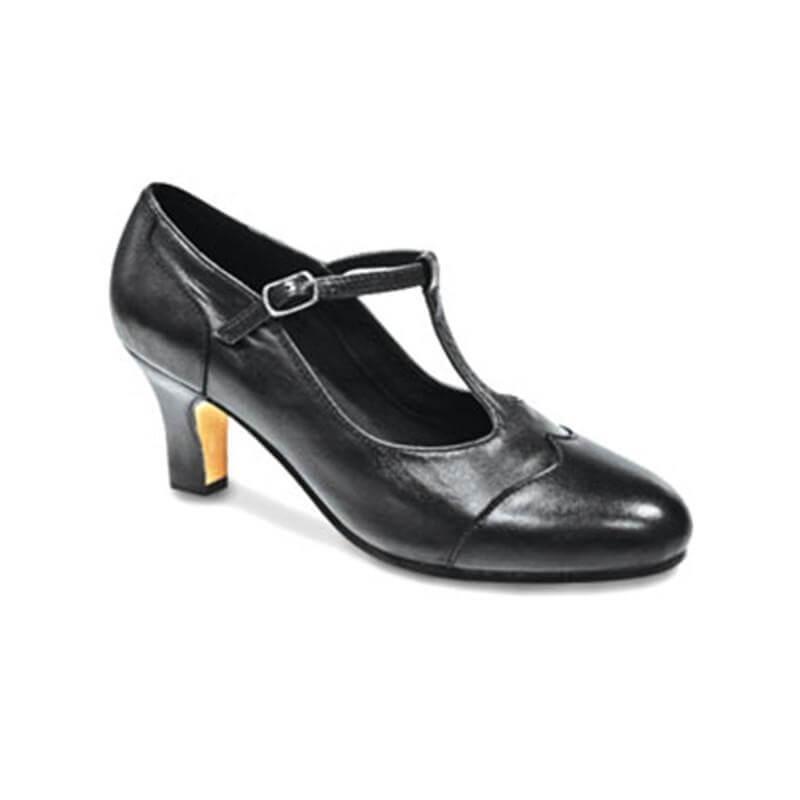 """Sansha Adult 2.5"""" Heel """"Rhine"""" Character Shoe"""