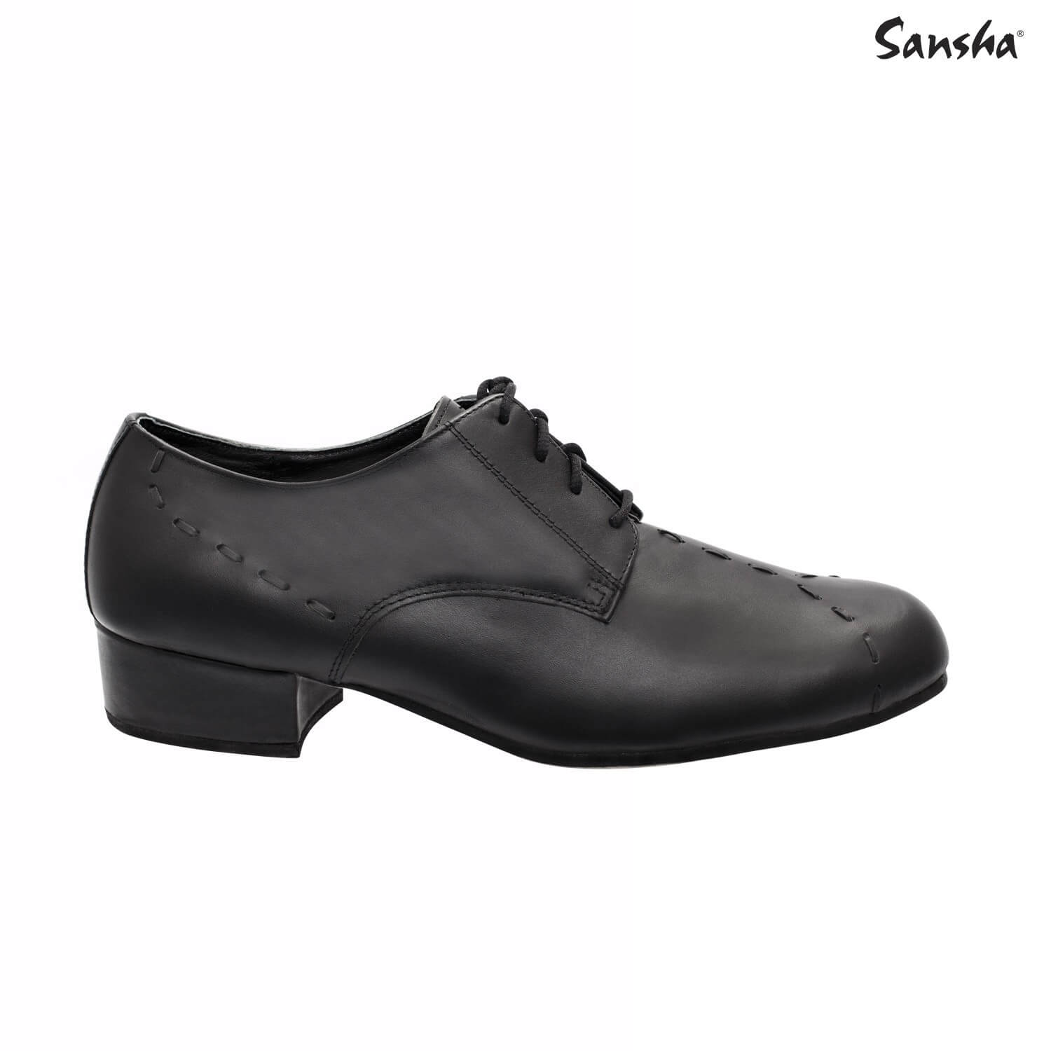 Sansha CM81L Men's Tarditional Charcater Shoes