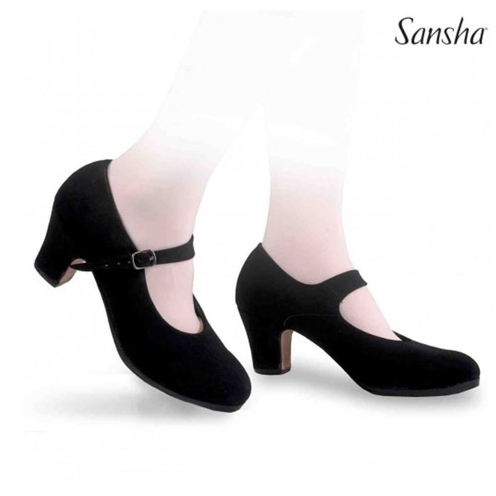 Sansha Original Flamenco Shoes