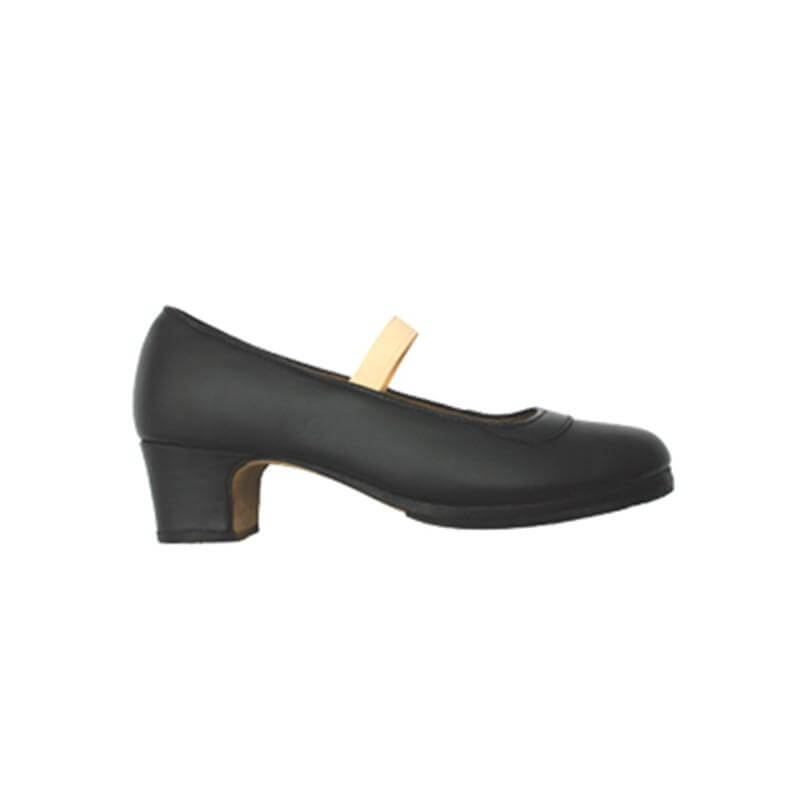 "Sansha ""Murcia"" Adult Leather Flamenco Shoe"