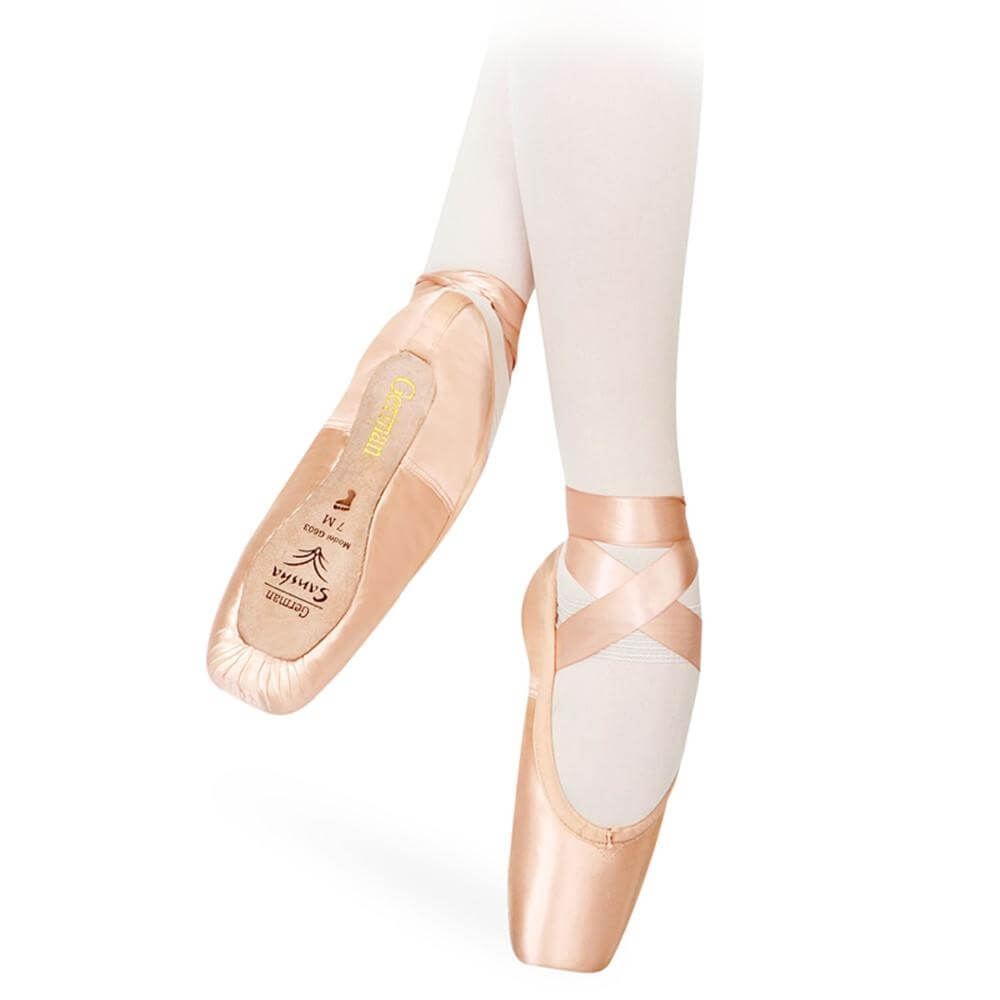 "Sansha ""German 1"" Pointe Shoe"