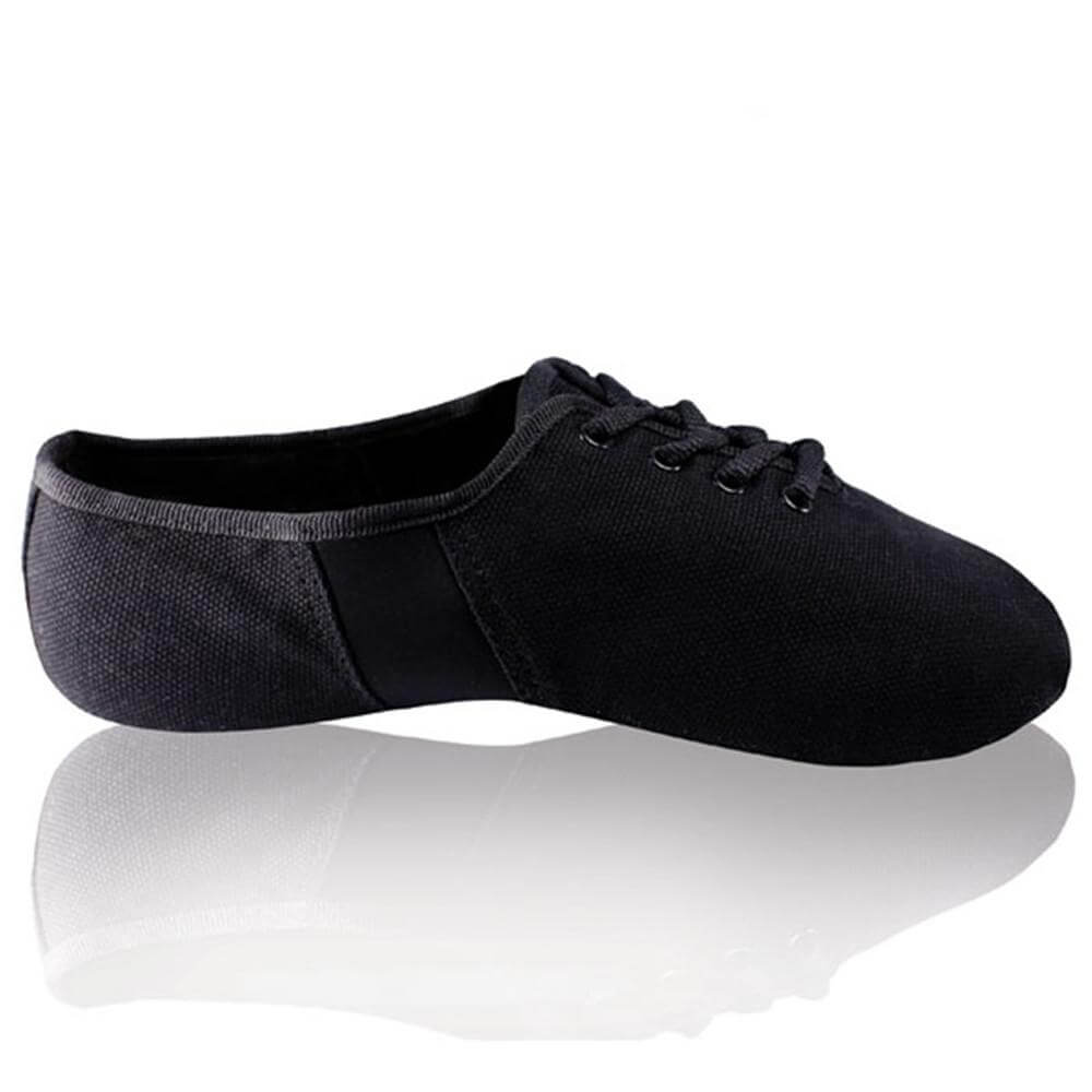 "Sansha Adult ""Tivo-lite"" Canvas Jazz Shoe"