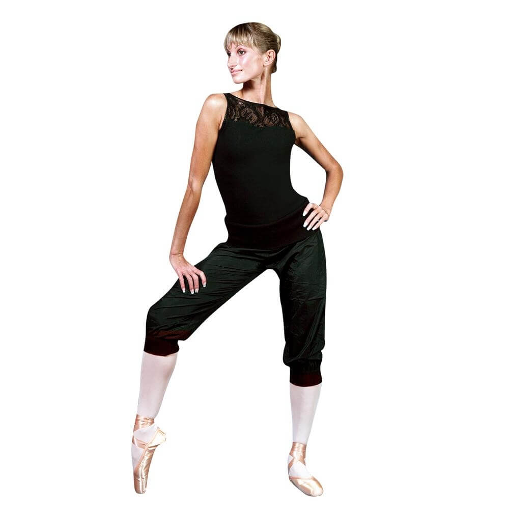"Sansha Adult ""Reid"" Nylon Warm-Up Sweatpants"