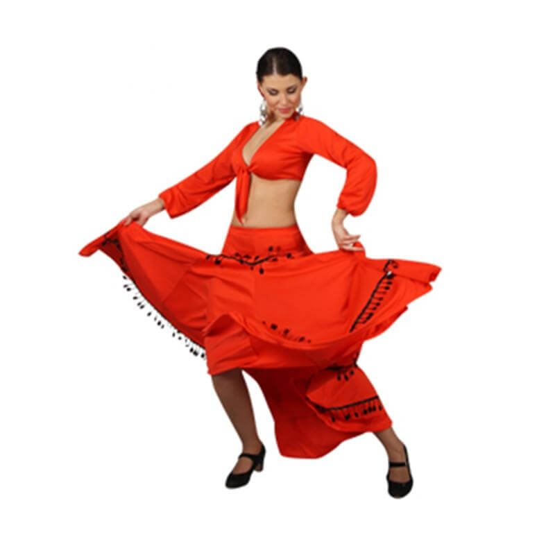 "Sansha ""Felicia"" Flamenco Skirt"