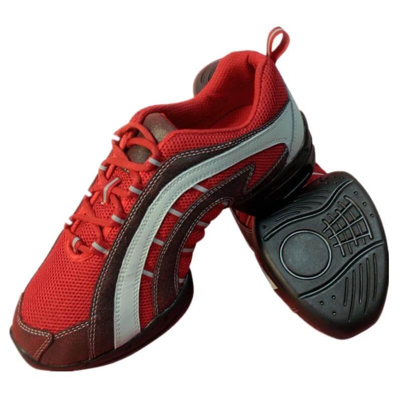 "Sansha Adult \""Electron-Mesh\"" Dance Sneaker"