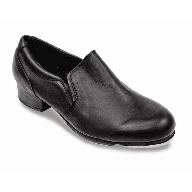 "Sansha Adult 1 1/4"" Heel ""T-Rapid"" Slip On Tap Shoes"