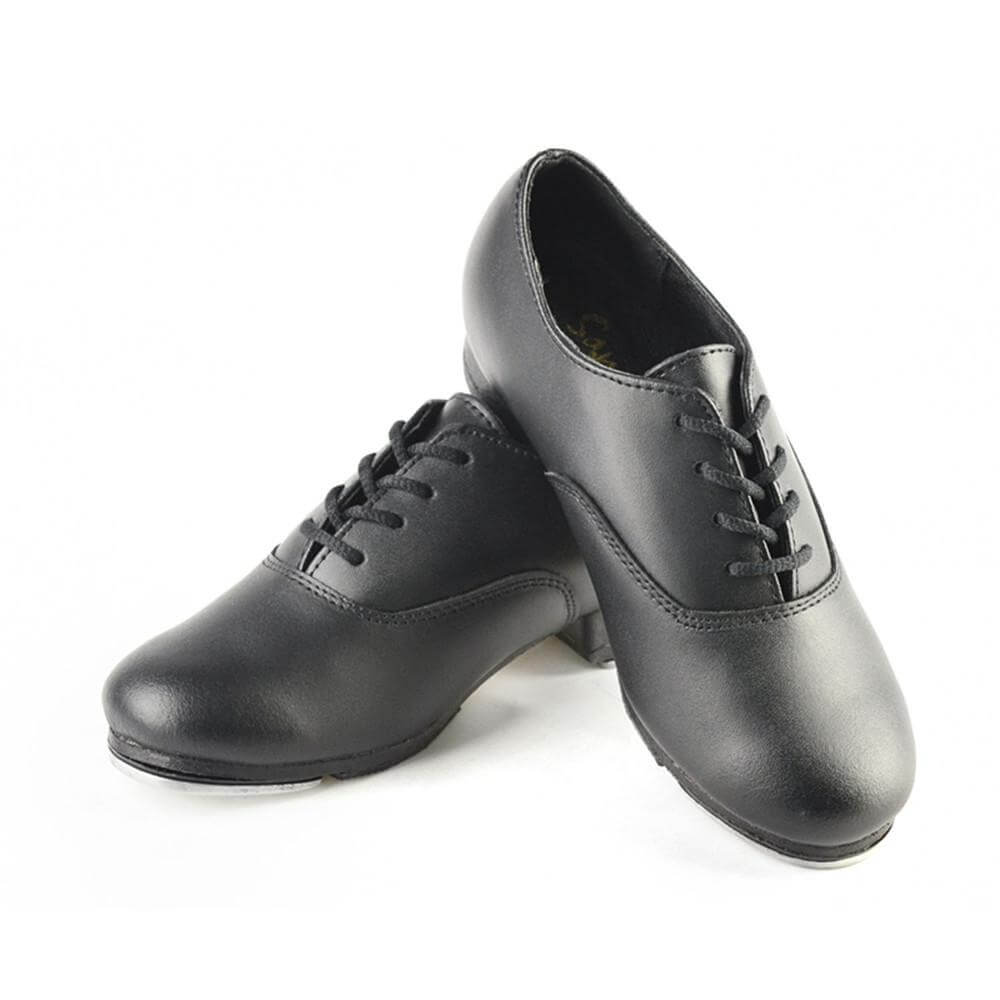 "Sansha Child/Youth ""Tee-Oscar"" Leather Tap Shoe"