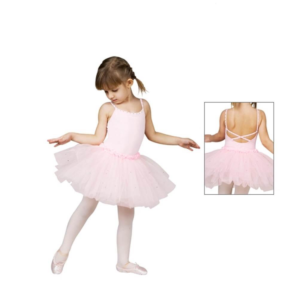 "Sansha Child ""Fawn"" Camisole Tutu Dress"