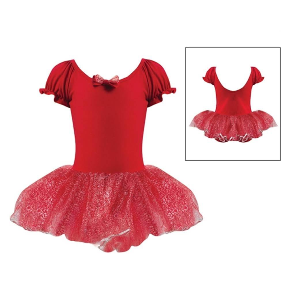 "Sansha Child ""Femi"" Short Tutu Dress"