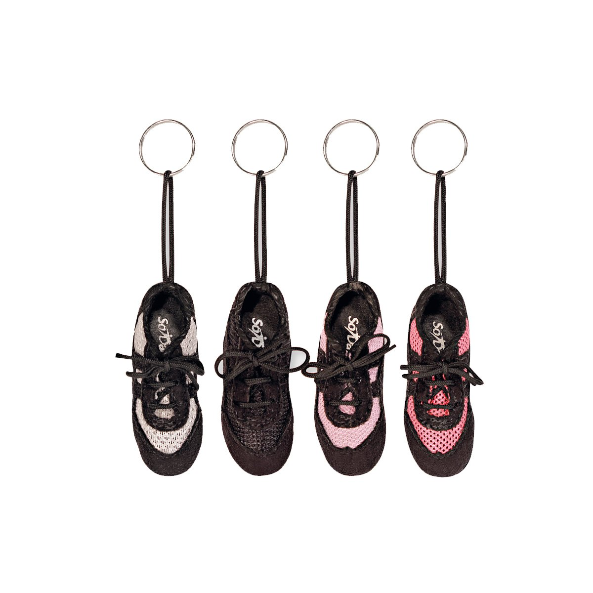 SoDanca Dance Sneaker Key Chain