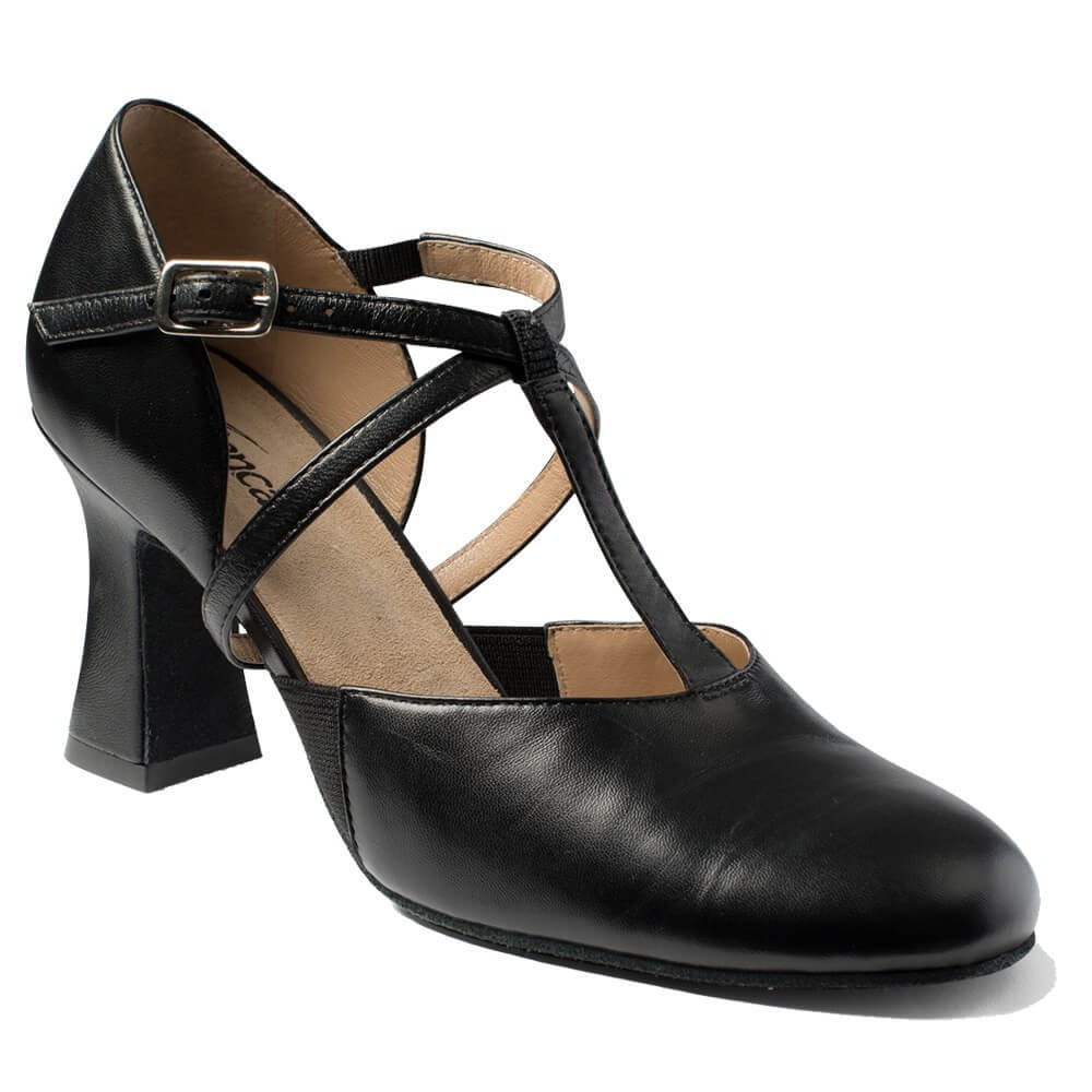 "SoDanca SD-152 Adult Lola 2.5"" Heel Leather Character Shoe"