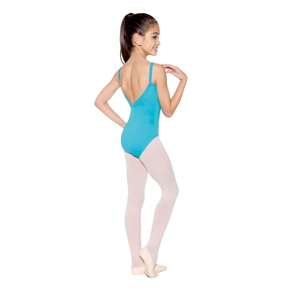 SoDanca Child Fully Front Lined Camisole Leotard