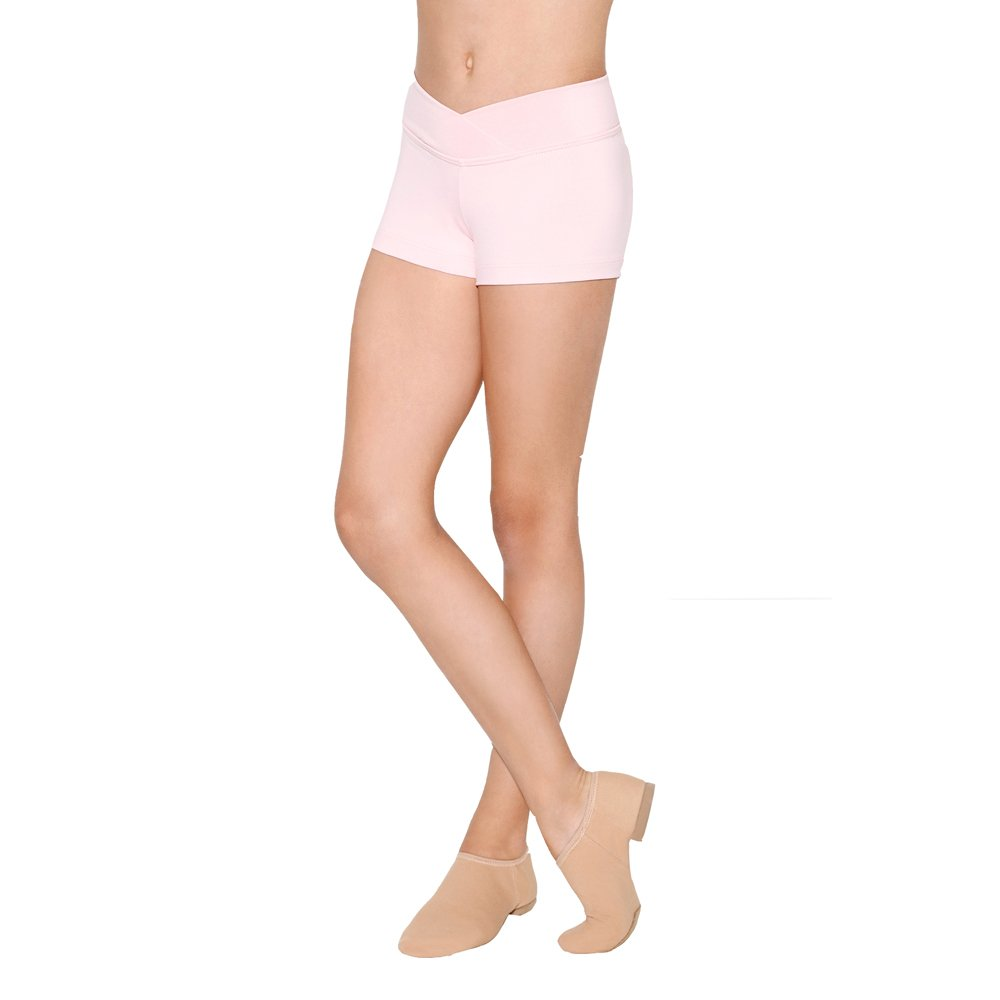 SoDanca Child Shorts With V-Front Waistline