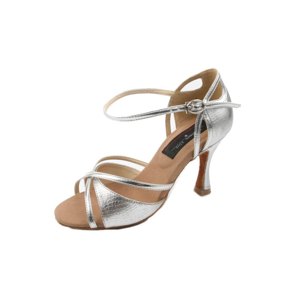 "Stephanie Ladies 2.5"" Elite Dance Shoes"