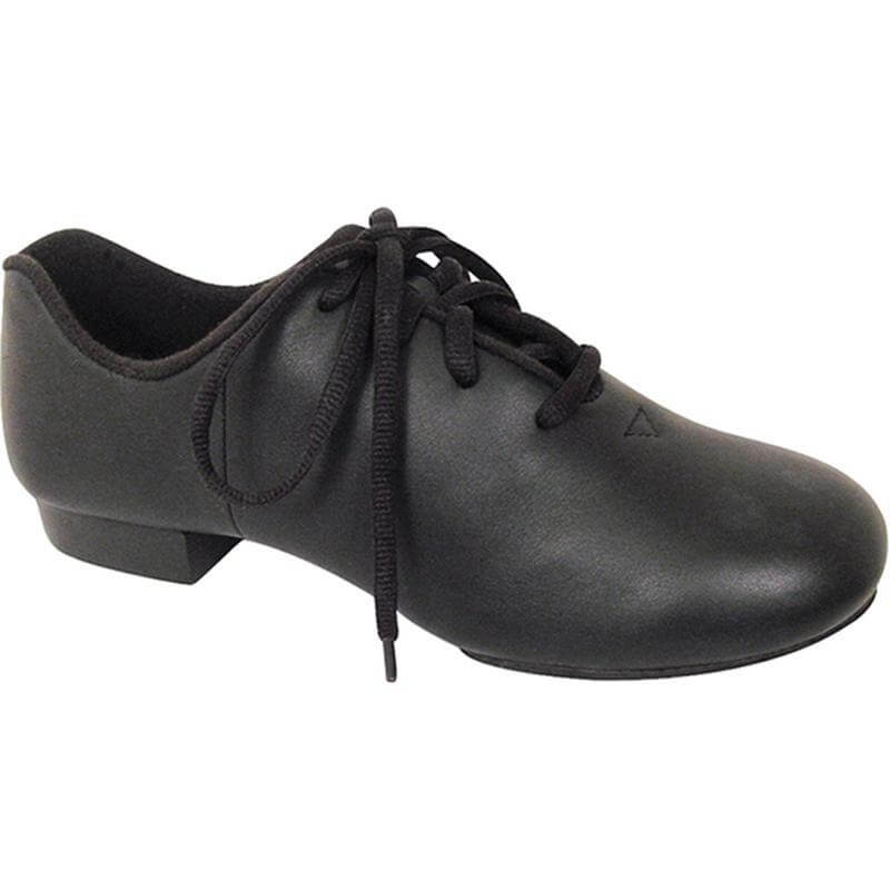 Trimfoot Adult Leather Jazz and Clogging Oxford