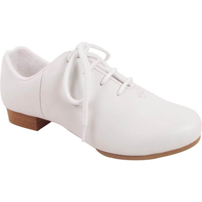 Dance Class® Adult Split-Sole Leather Clogging Oxford