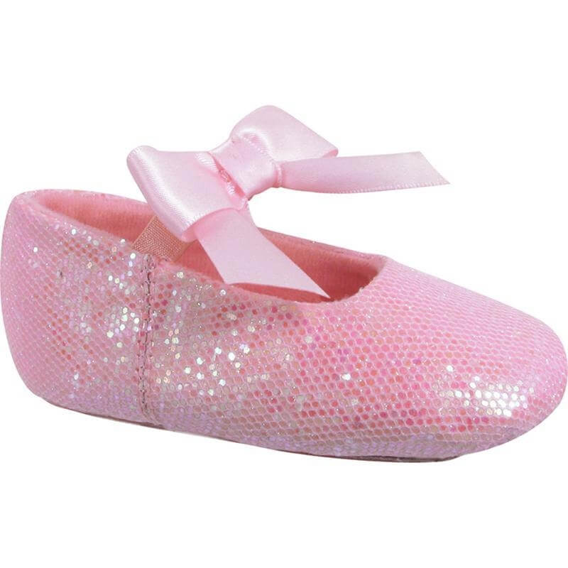 Dance Class® Child Sparkle Toddler Ballet Shoe