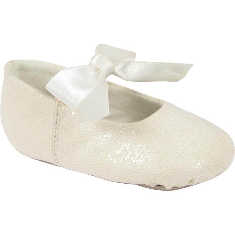 Dance Class® Child Sparkle Toddler Ballet Shoe - Click Image to Close