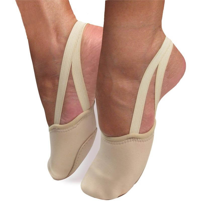 Dance Class® Neoprene Half Dance Shoe