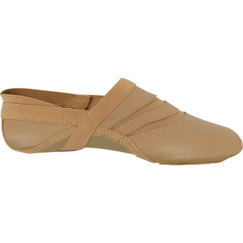 Dance Class® Adult Leather Jazz Shoe