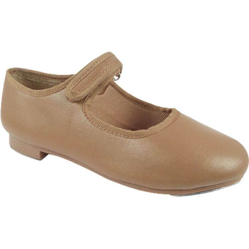 Dance Class® Child Leather-like Tap Shoe