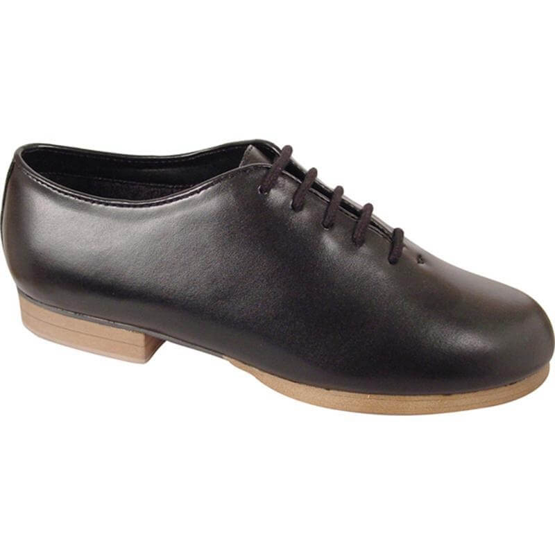 Dance Class® Adult Leather-Like Jazz and Clogging Oxford
