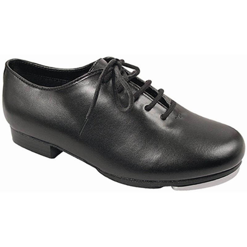 Dance Class® Leather-Like Upper Jazz Tap Oxford
