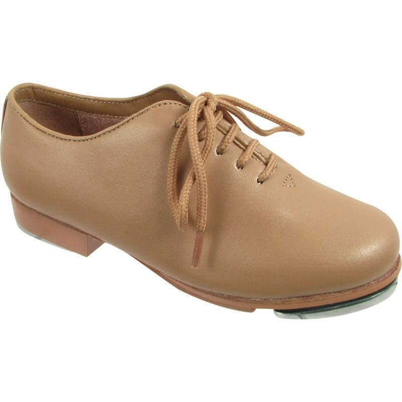 Dance Class® Child Leather-Like Upper Jazz Tap Oxford