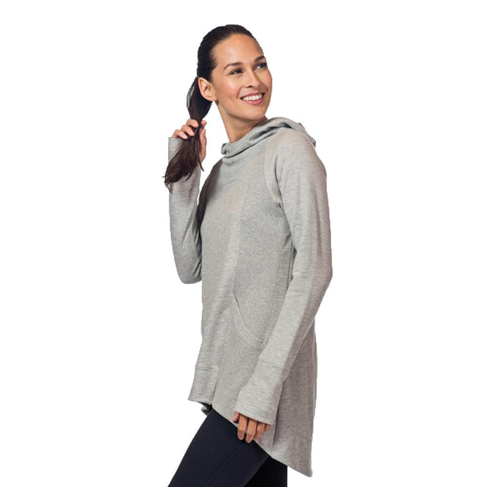 Tsu.ya Layla Hooded Tunic