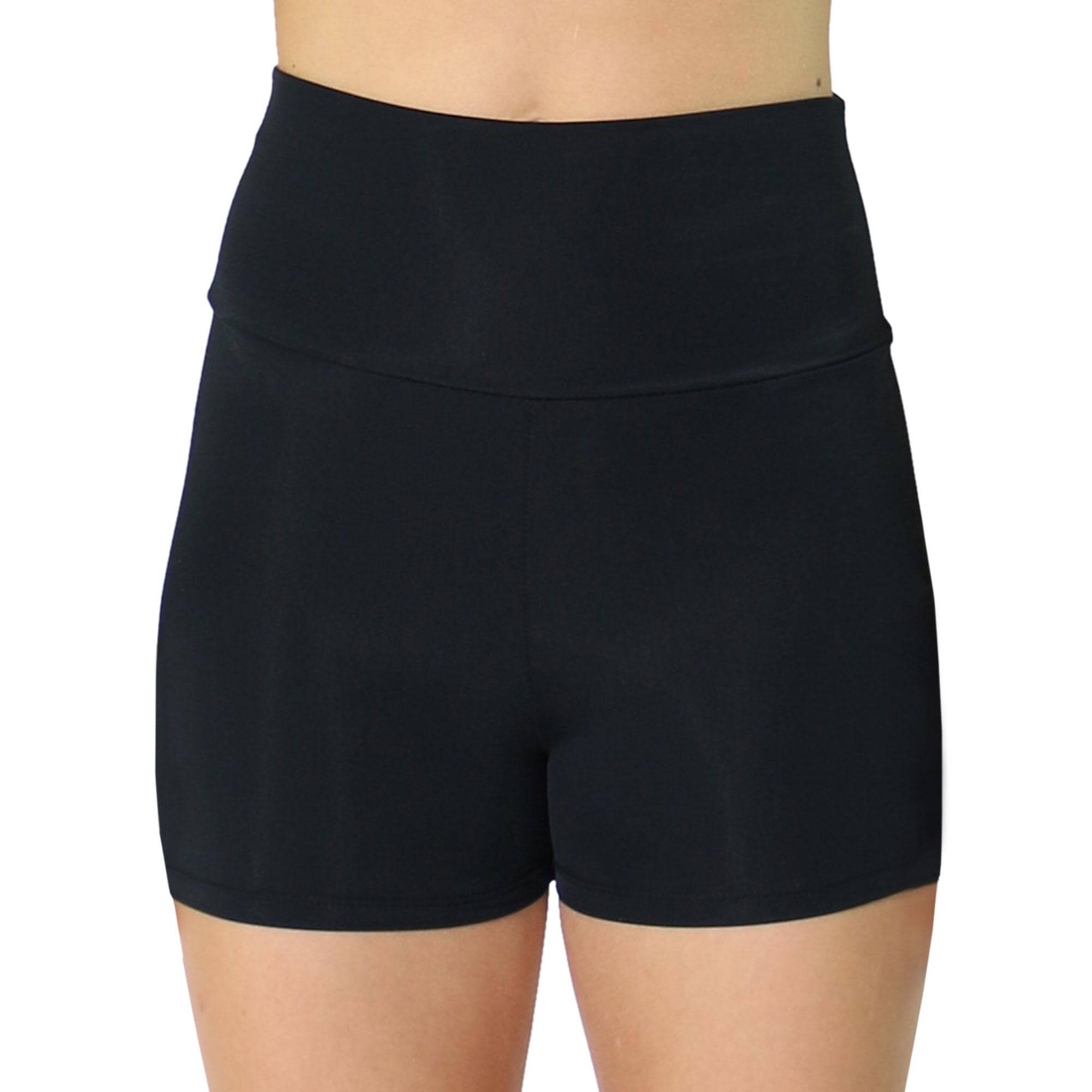 Trendy Trends High Waist Booty Short