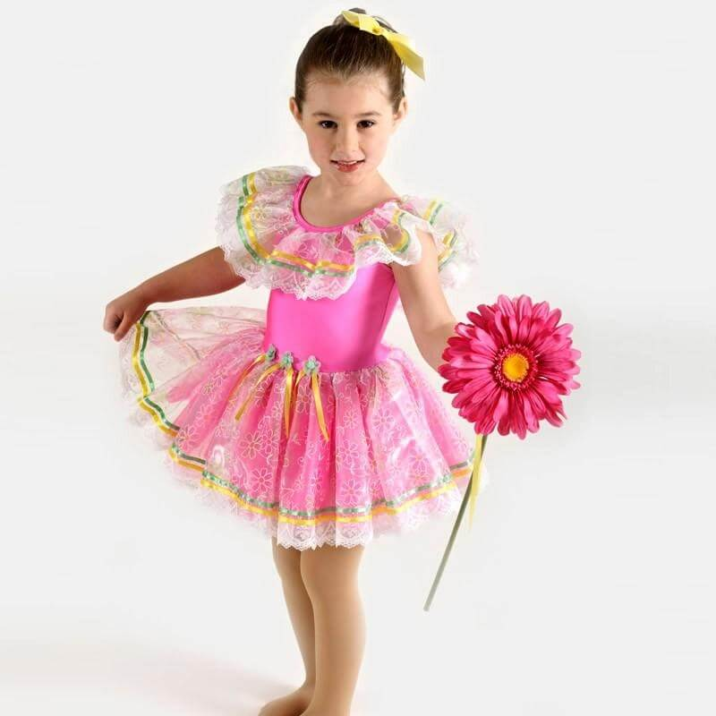 Victoria Dancewear Little Miss Daisy
