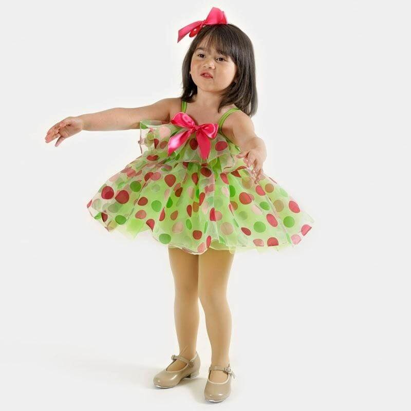 Victoria Dancewear Polka Dot Party
