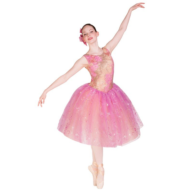 Victoria Dancewear La Valse Dance Costume