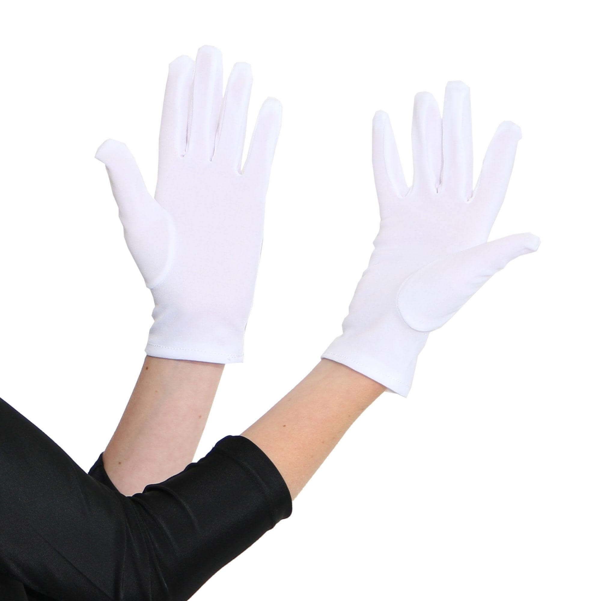 Adult/Children White Gloves