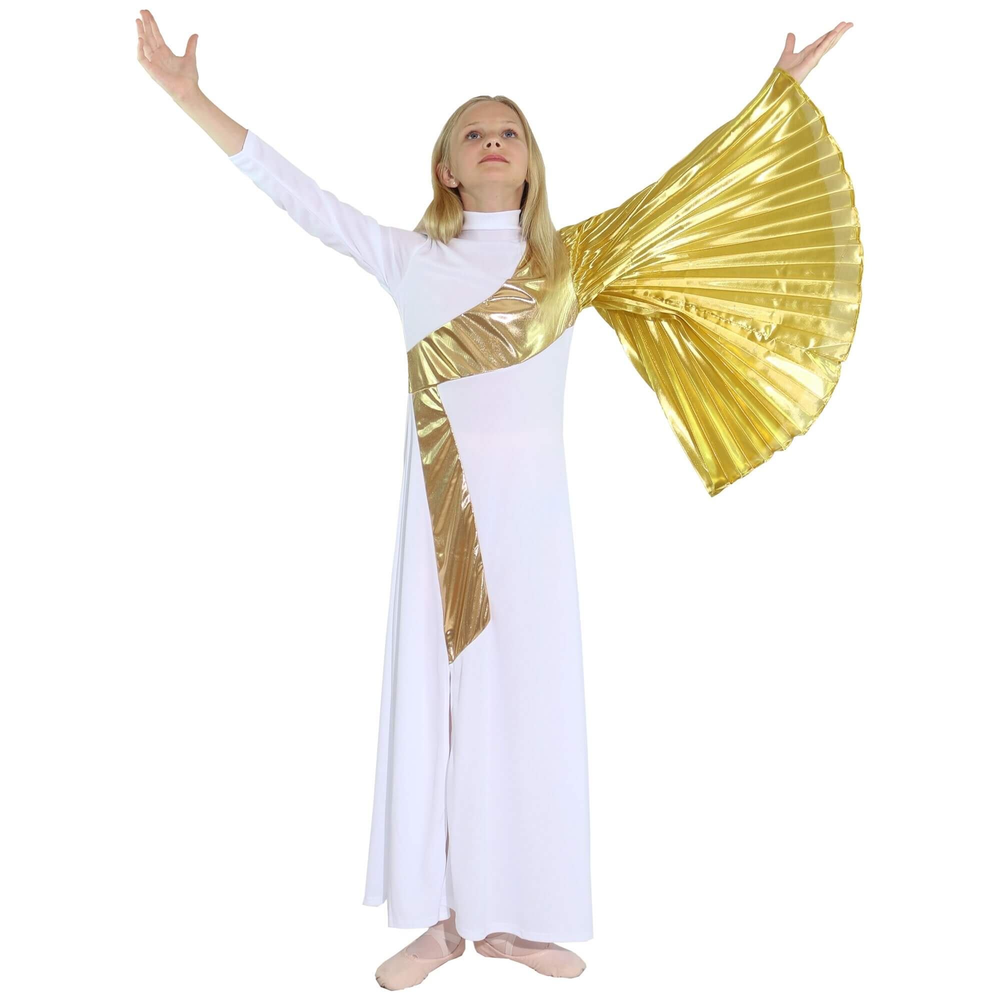 Danzcue Child Praise Wing Dress