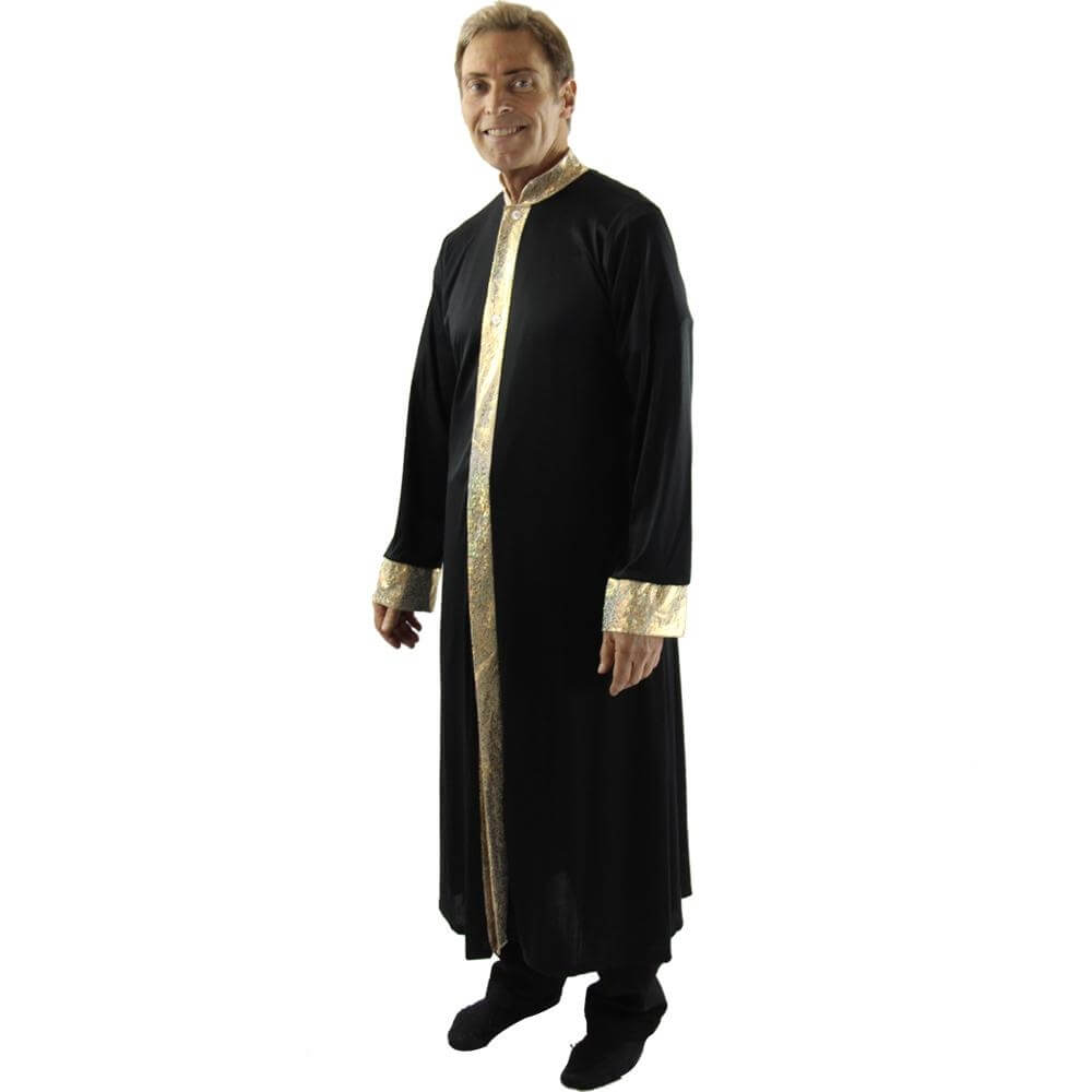 Stained Glass Mens Robe