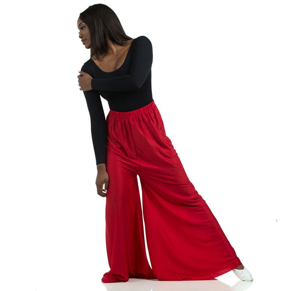 Danzcue Scarlet Celebration of Spirit Palazzo Pant