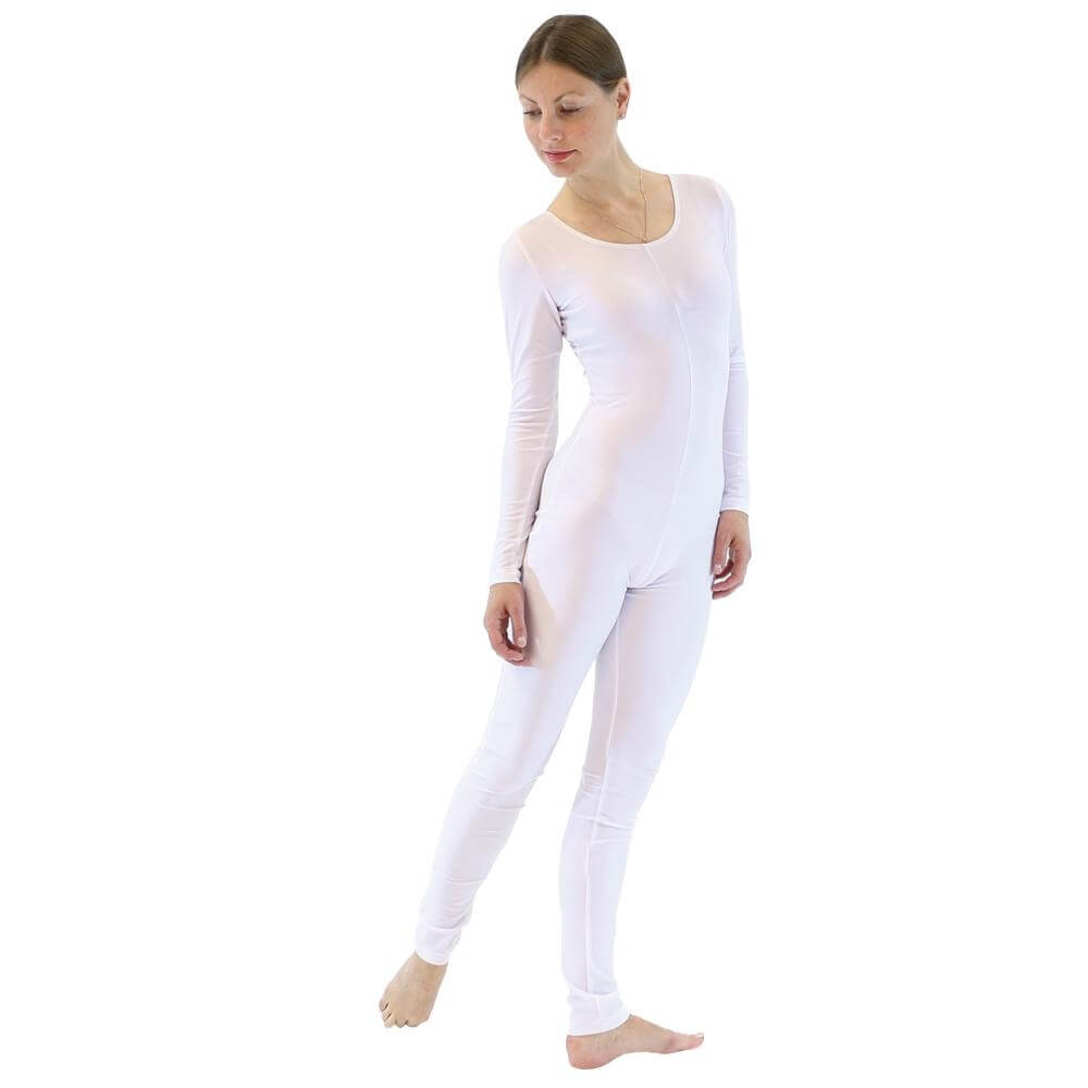 Danzcue Nylon Full Body Adult Unitard