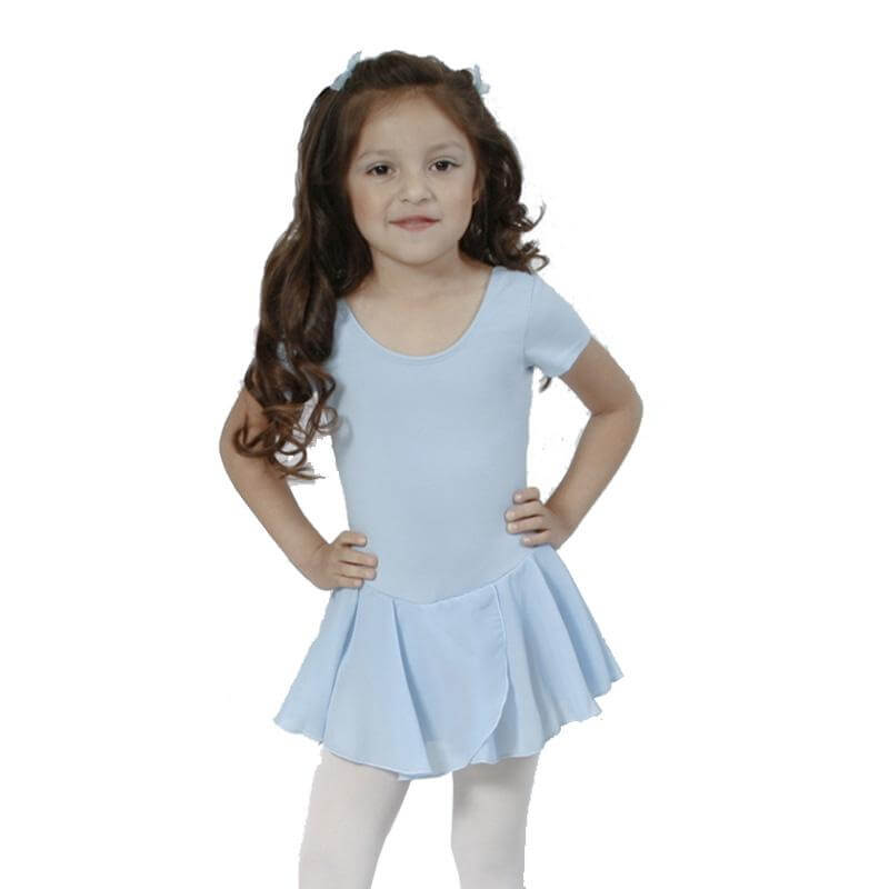 Basicmoves Children Basic Short Sleeve Dress