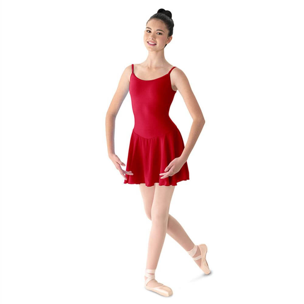 Bloch Adult Scoop Front Dress