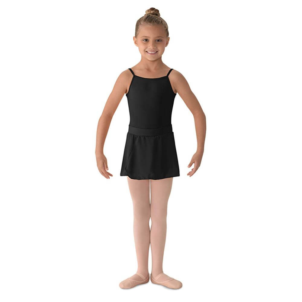 Bloch Child Georgette Wrap Skirt