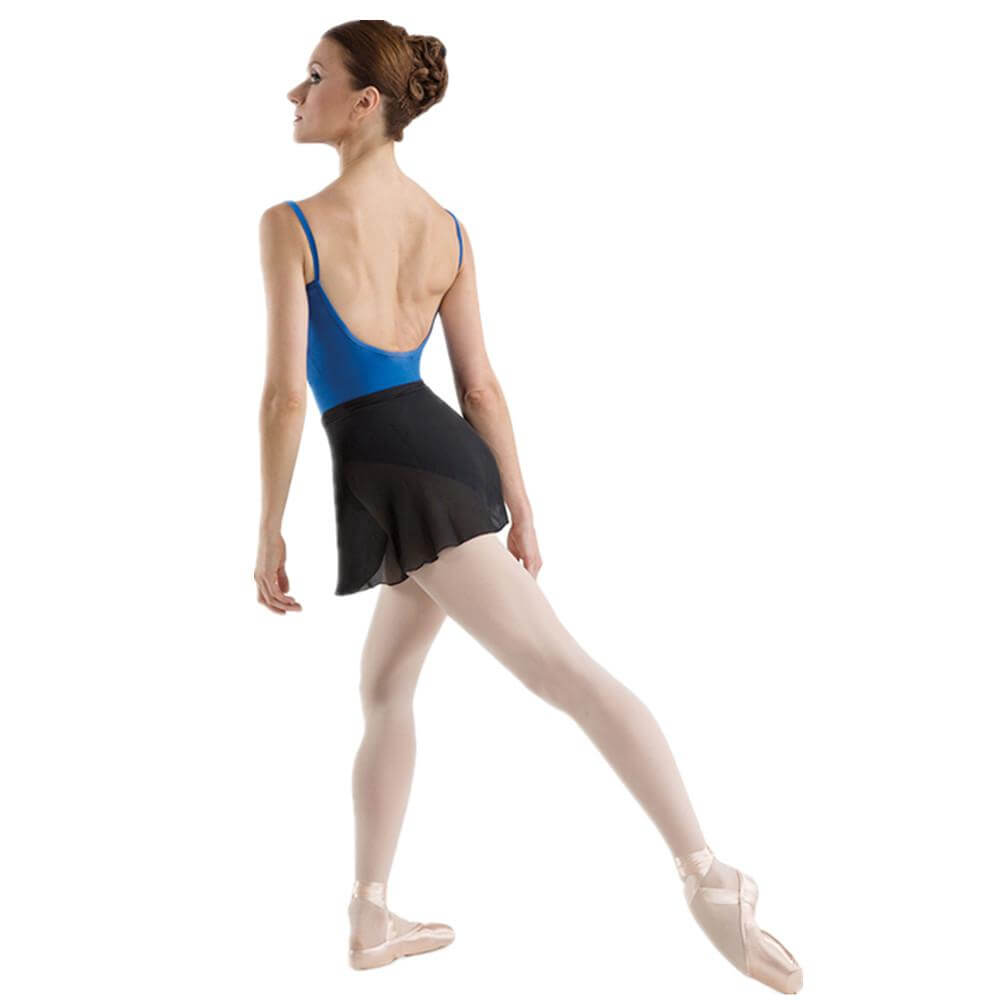 Bloch Adult Professional Georgette Wrap Ballet Skirt