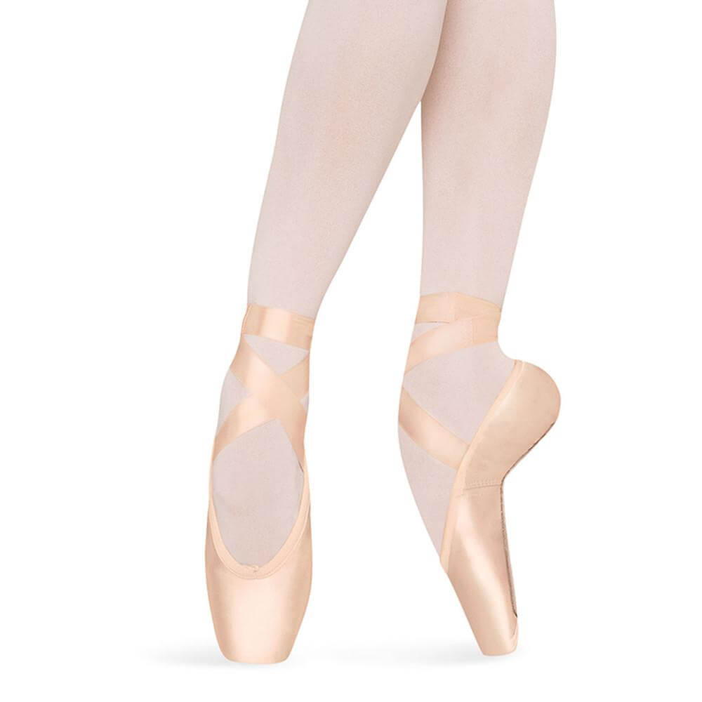 Bloch Adult Axiom Pointe Shoes Stronger Shank