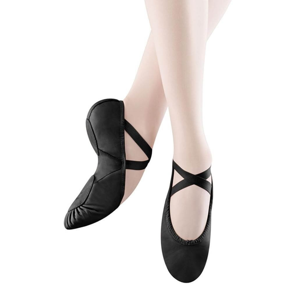 Bloch S0203l Adult Prolite Ii Hybrid Ballet Slippers
