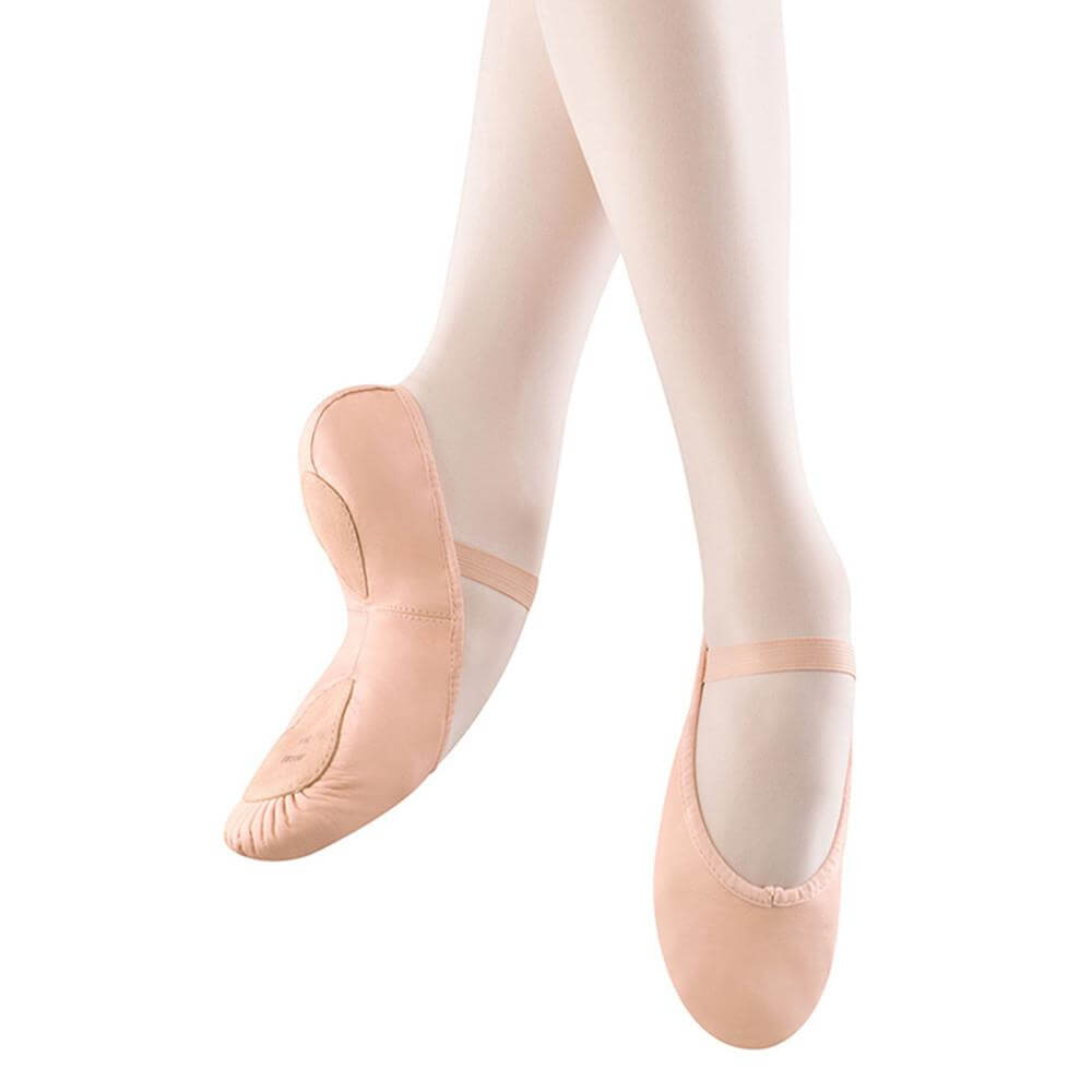 Bloch S0258g Child Dansoft Split Sole Ballet Shoes