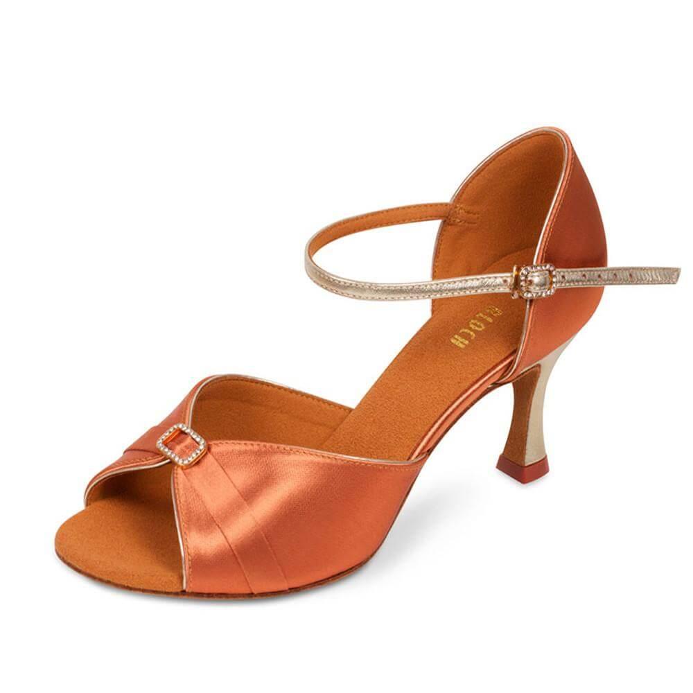 Bloch S0833sa Adult Lelah 2 Ballroom Shoes