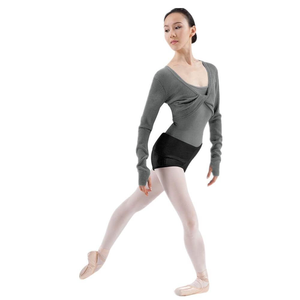 Bloch Adult Knit Long Sleeve Top