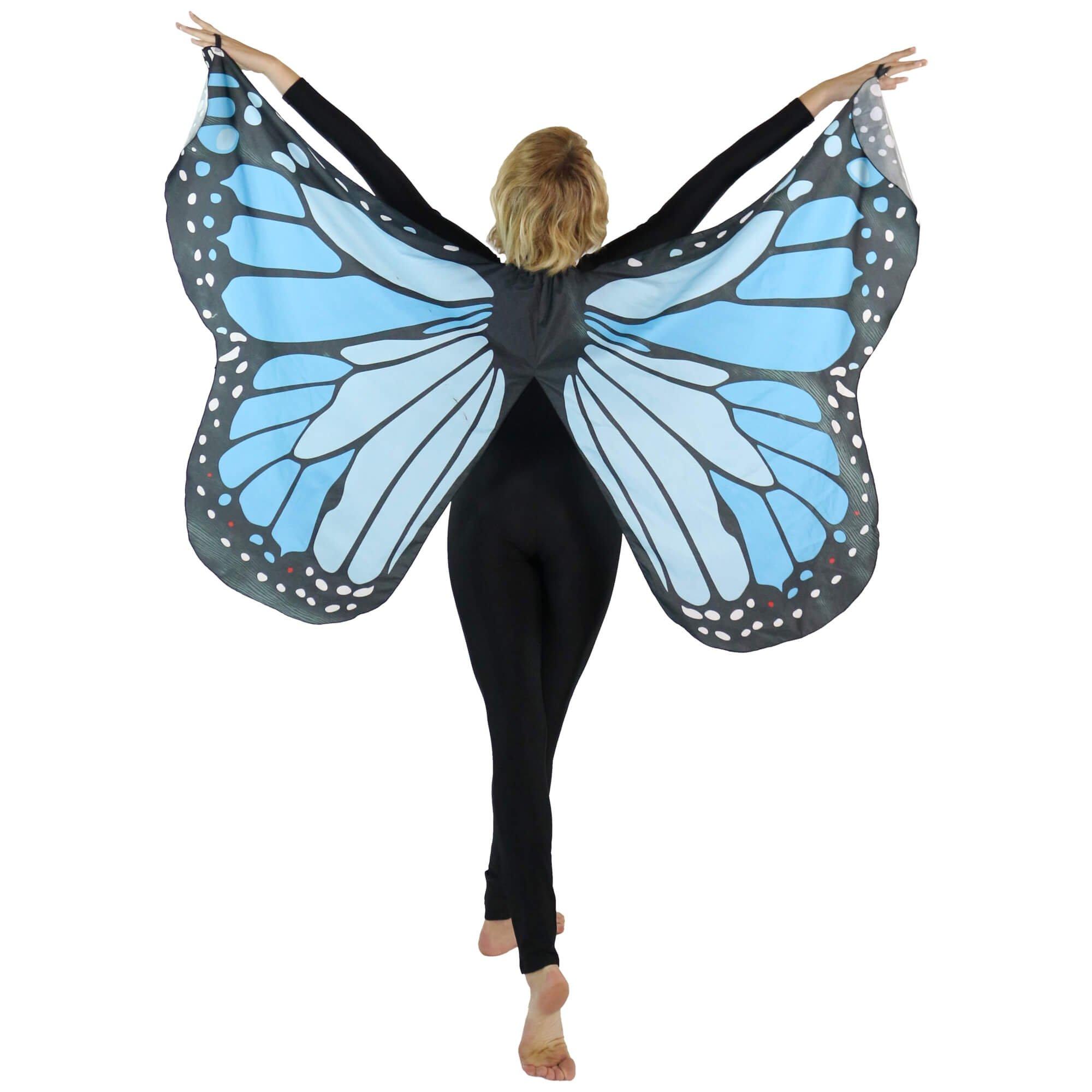 Danzcue Soft Butterfly Dance Wings