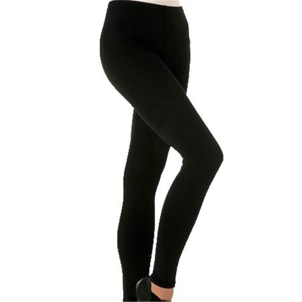 Microfiber Footless Pants