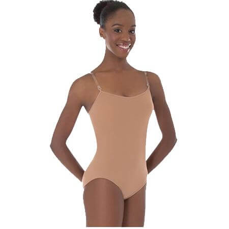 Body Wrappers Totalstretch Padded Bust Versatile Leotard